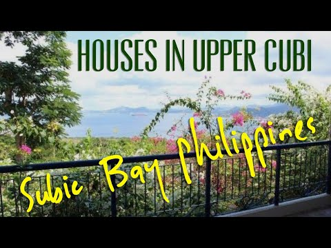Houses in Upper Cubi Subic Bay Philippines