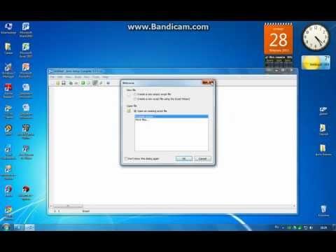 Создание Установочного файла (Инсталятор)