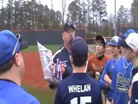 Chicago Select Baseball -  East Cobb Championship  2010 March Mayhem .wmv