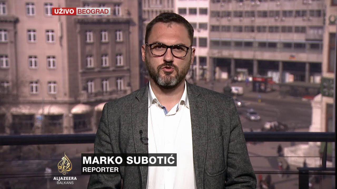 Download Subotić o hapšenjima optuženih za ratne zločine u Srbiji