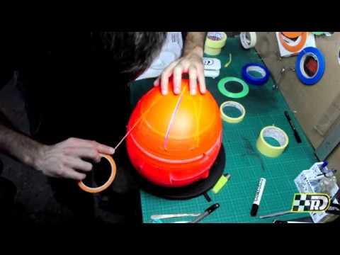 Download Como se pinta un casco en 2 minutos. Paso a paso