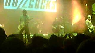 Buzzcocks - Sick City Sometimes @ Rebellion 2015