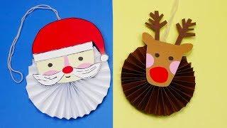 3 DIY christmas | Сhristmas crafts for kids