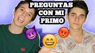 RESPONDEMOS SUS PREGUNTAS CON MI PRIMO - Pablo Agustín
