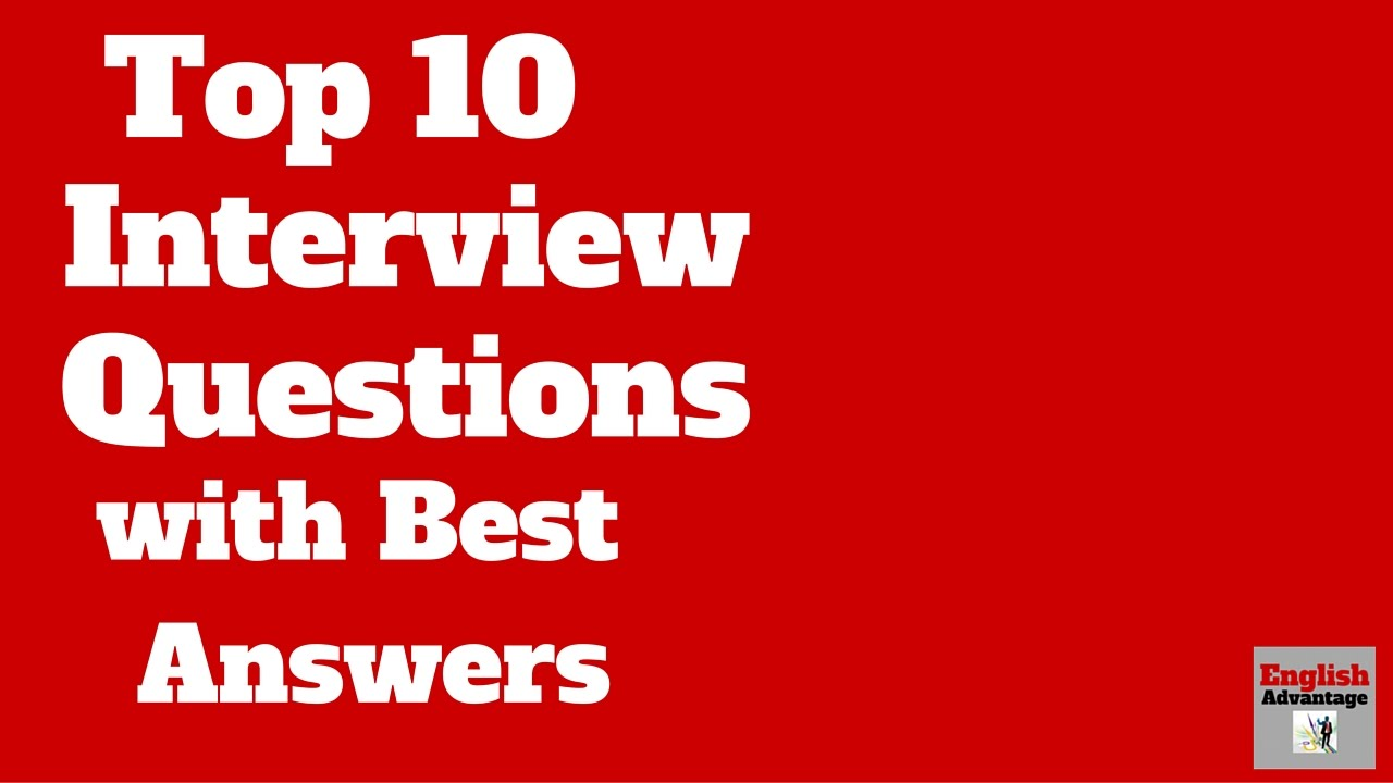 crack any interview top interview questions the best top 10 interview questions the best sample answers hindi