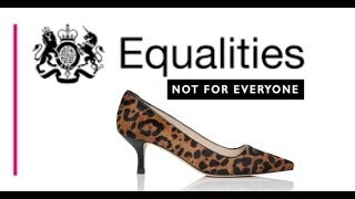 Equalities Not For Everyone