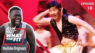 Ballet with Ken Jeong | Kevin Hart: What The Fit Episode 10 | Laugh Out Loud Network