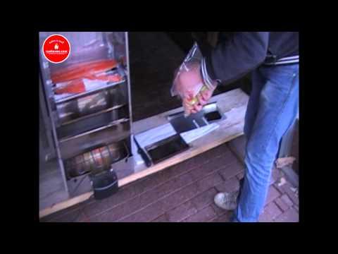 RookovenTV: Locarno RVS met spiraal