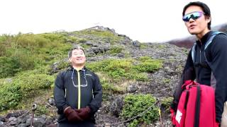 富士山 世界遺産登録記念 富士登山 奉納演奏。 【02MA RECORDS】 http:/...