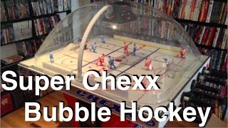 Super Chexx Bubble Hockey Review & Gameplay - 2014 HD