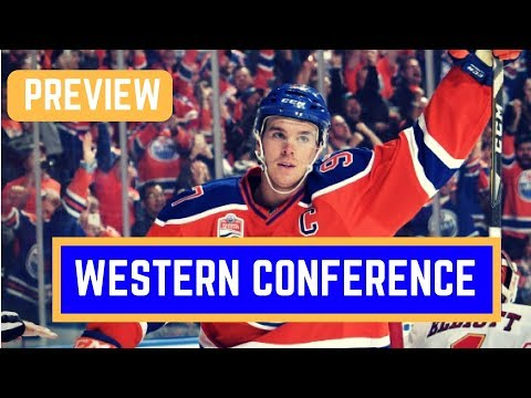 NHL Western Conference Preview and Predictions 2017