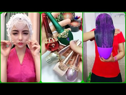 Smart Items!?Smart kitchen Utility for every home?(Makeup/Beauty products/Nail art) Tiktok japan #79