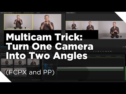 How to Turn One Camera Into Two Angles