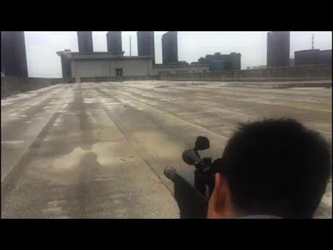 China's New ZKZM-500 Laser Rifle Can 'Carbonize' Human Flesh