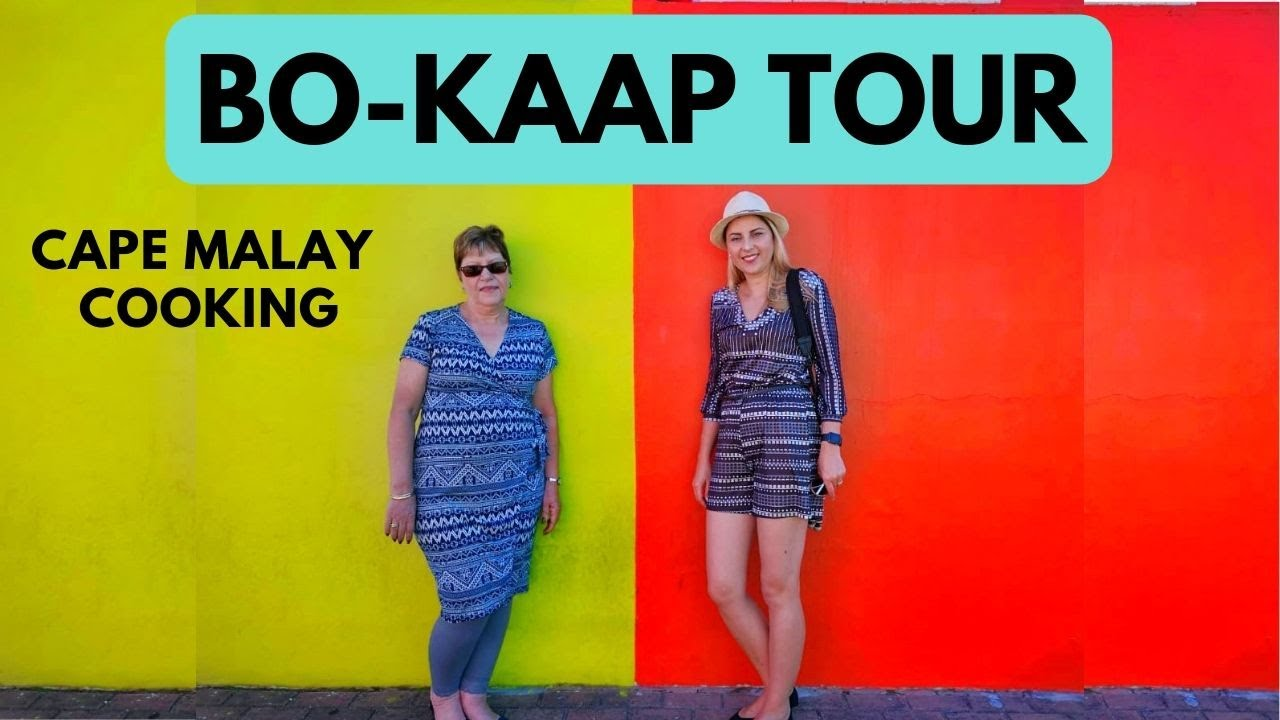 BO-KAAP TOUR | CAPE TOWN TRAVEL GUIDE [2019]
