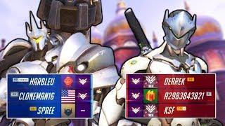 TANK MAINS vs. DPS MAINS - Overwatch