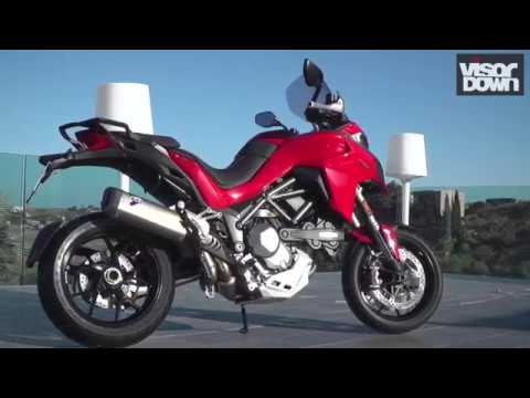 ducati multistrada 1260 s review youtube. Black Bedroom Furniture Sets. Home Design Ideas