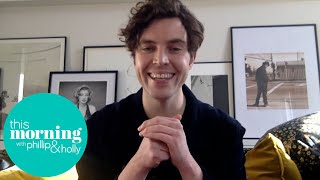 Tom Hughes Reveals What's Next for Holly's Favourite Series, A Discovery of Witches   This Morning