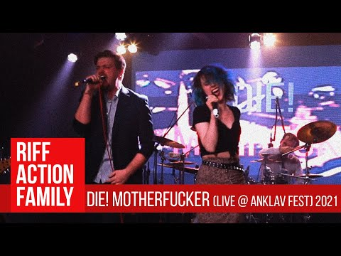 """Riff Action Family ft. Ravdina - Die! Mthfk (Live in """"Time N"""" club)"""