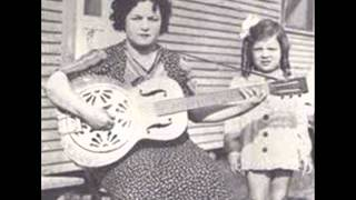 "Cajun Legend Cleoma Falcon Sings ""Mon Bon Vieux Mari""  With translation."
