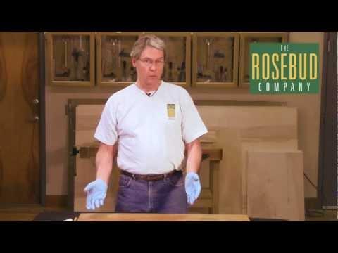 Scratch Repair for Hardwood Floors