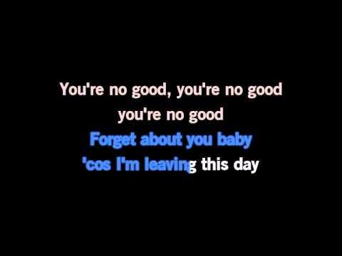 Karaoke Linda Ronstadt You're No Good