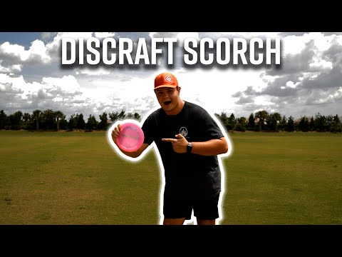 How Does The NEW Discraft Scorch Fly?!?