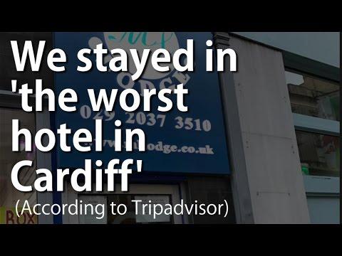 We Stayed At Cardiff's Worst Hotel (according To TripAdvisor)