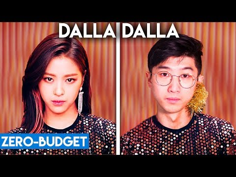 K-POP WITH ZERO BUDGET! (ITZY - DALLA DALLA)