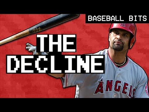 Albert Pujols Might Be Too Slow for Baseball l Baseball Bits