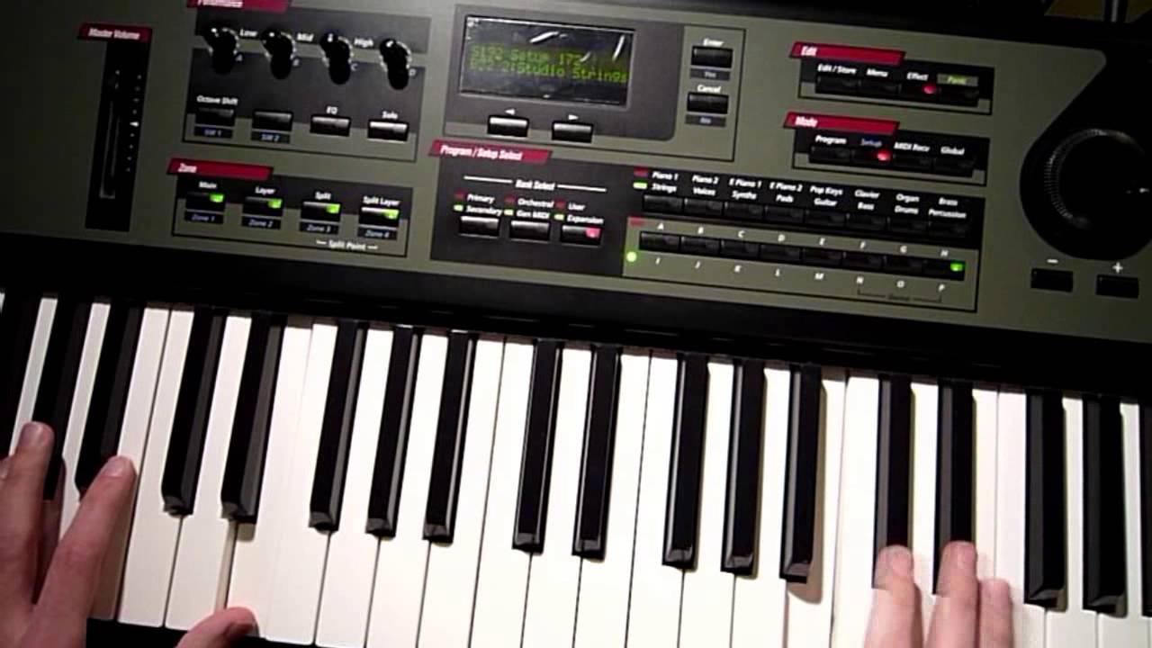 Kurzweil PC1X Driver
