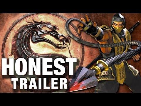 MORTAL KOMBAT (Honest Game Trailers)