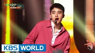 Скачать EXO Louder Music Bank HOT Stage 2016 08 26