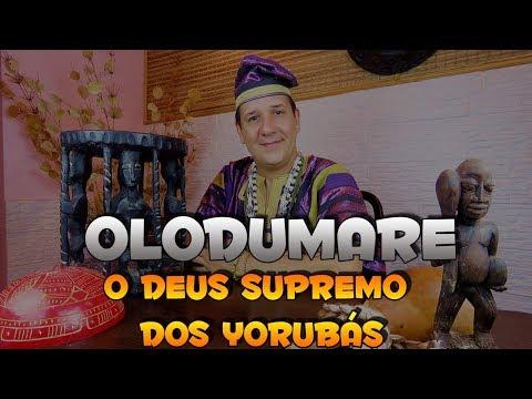 OLODUMARE, O Deus Supremo Dos Yorubás - Programa Universus #28