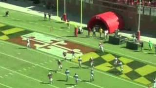 Maryland Terps 2010 Football Highlights