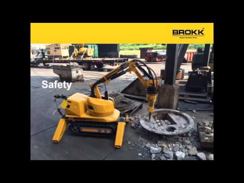 Webinar: Robotic Demolition Equipment Offers New Approach for Worker Safety and the Bottom Line