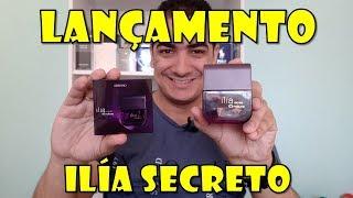 LANÇAMENTO | Perfume Ilía Secreto - Natura