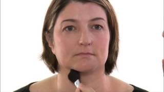 Maquillage médical - Dermatite atopique : peau sèche avec rougeurs
