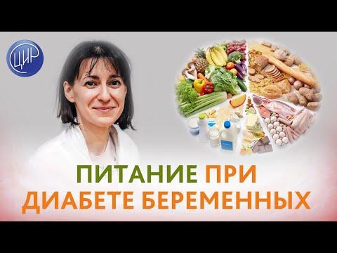 Диета при диабете беременных. Как питаться при гестационном сахарном диабете. Шишкова Ю.А.