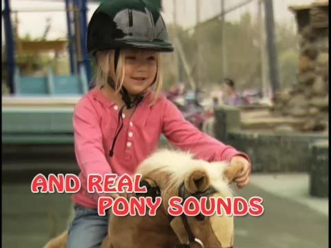 Little Tikes Giddyup N' Go Pony