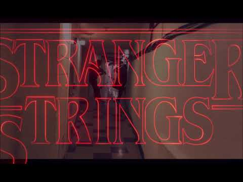 BLACK VIOLIN STRANGER THINGS THEME SONG FLIP