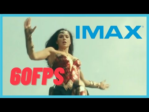 [60FPS] Wonder Woman 1984 – IMAX Behind the Frame Trailer (2020)