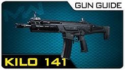 Kilo 141 Stats & Best Class Setups! | Modern Warfare Gun Guide #3
