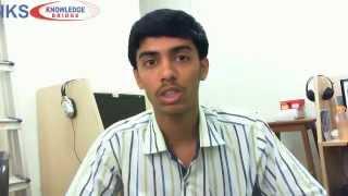 Shantanu Shejwalkar - Psychometric Test/ Career Test Feedback at IKSC