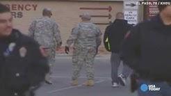 Doctor and gunman dead after El Paso VA clinic shooting