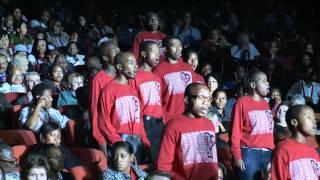 Flash Mob at SA AIDS Conference 2011