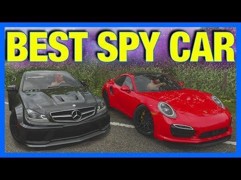 Forza Horizon 4 Online : BEST SPY CAR CHALLENGE!!