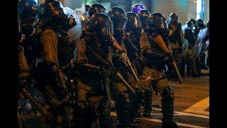 VOA连线(李逸华):香港抗议示威持续,美议员警告北京勿暴力镇压