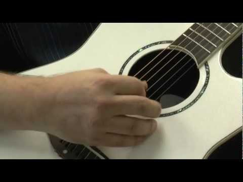 Ovation Celebrity CC24 - White Pearl | Sweetwater