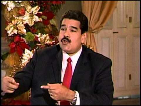 Maduro: Leopoldo López tiene grandes problemas psicológicos